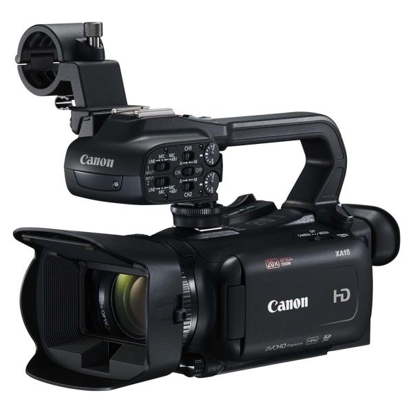 Видеокамера Full HD Canon XA15