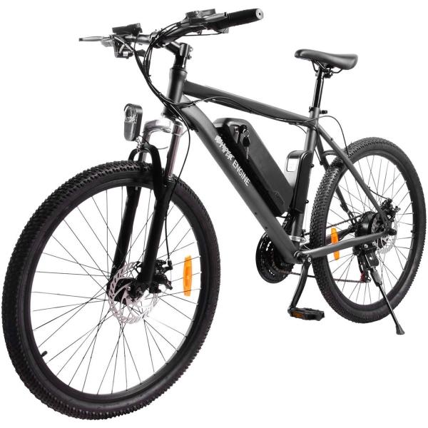 Электрический велосипед HIPER Engine HE-B51 Graphite