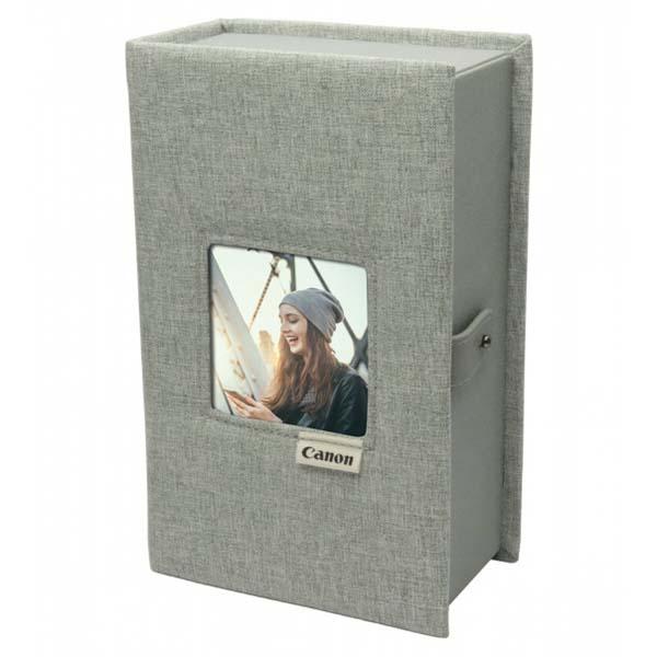 Коробка для принтера Canon SELPHY DCC-SP1 серого цвета