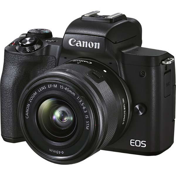 Фотоаппарат системный Canon EOS M50 Mark II Body, Black