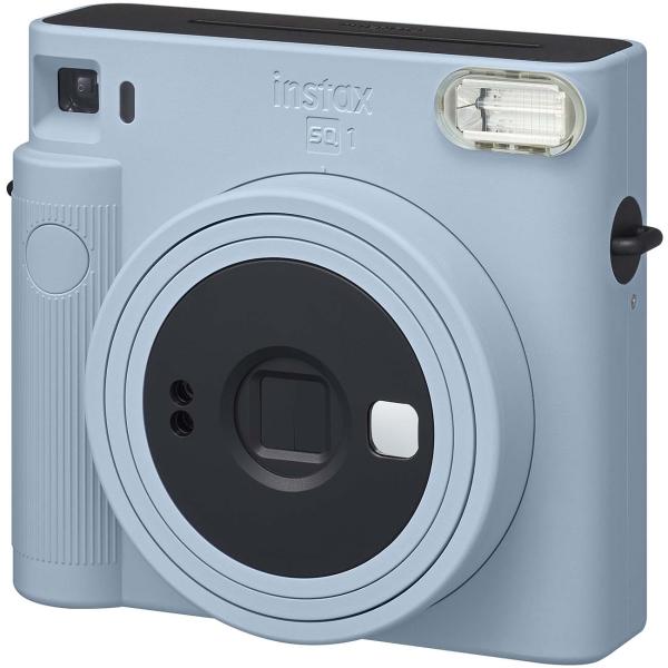 Фотоаппарат моментальной печати Fujifilm Instax SQ 1 BLUE EX D голубого цвета