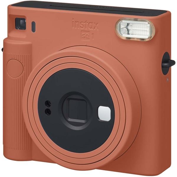Фотоаппарат моментальной печати Fujifilm Instax SQ 1 ORANGE EX D оранжевого цвета