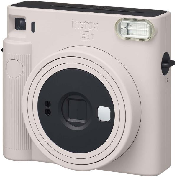 Фотоаппарат моментальной печати Fujifilm Instax SQ 1 WHITE EX D белого цвета