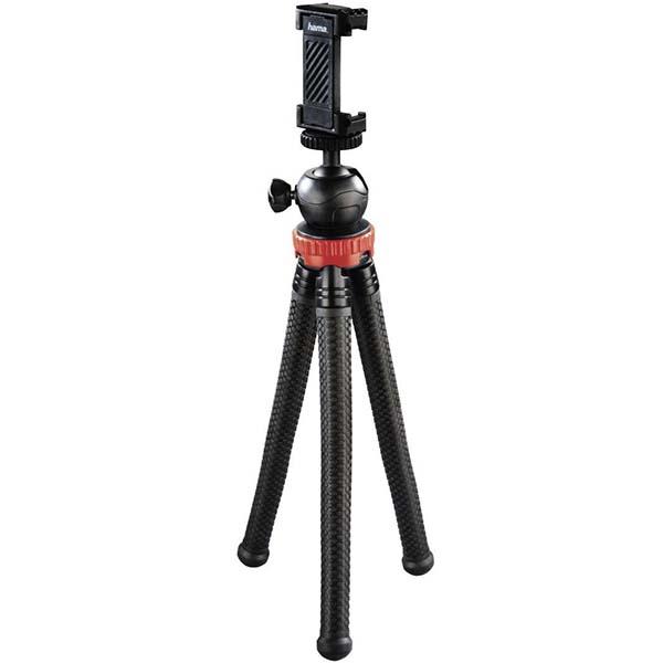 Монопод для смартфона Hama FlexPro Red/Black цвет черный/красный
