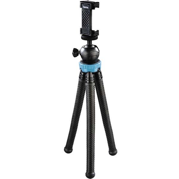 Монопод для смартфона Hama FlexPro Blue/Blue цвет черный/ синий