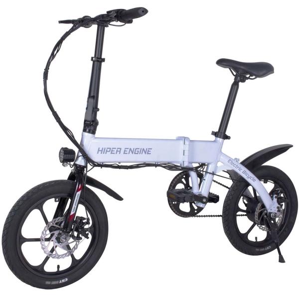 Электрический велосипед HIPER Engine BL140 (HE-BL140) White