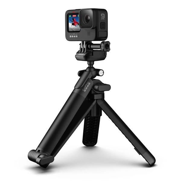 Монопод/штатив GoPro 3-Way 2.0 Grip Arm Tripod (AFAEM-002) черного цвета