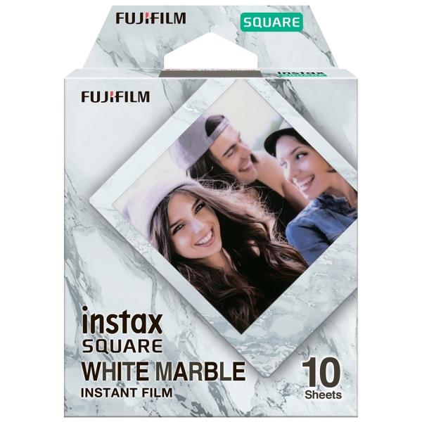 Картридж для фотоаппарата Fujifilm INSTAX SQUARE WHITEMARBLE WW 1