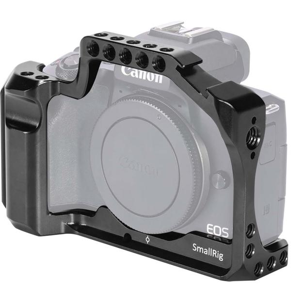 беззеркальная камера canon eos m50 Клетка SmallRig для Canon EOS M50 и M5 (2168B)
