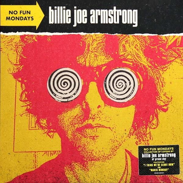 Виниловая пластинка Warner Music Billie Joe Armstrong:No Fun Mondays billie joe armstrong