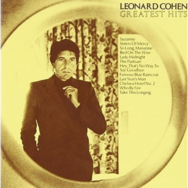 Виниловая пластинка Sony Music Leonard Cohen:Greatest Hits leonard cohen leonard cohen greatest hits