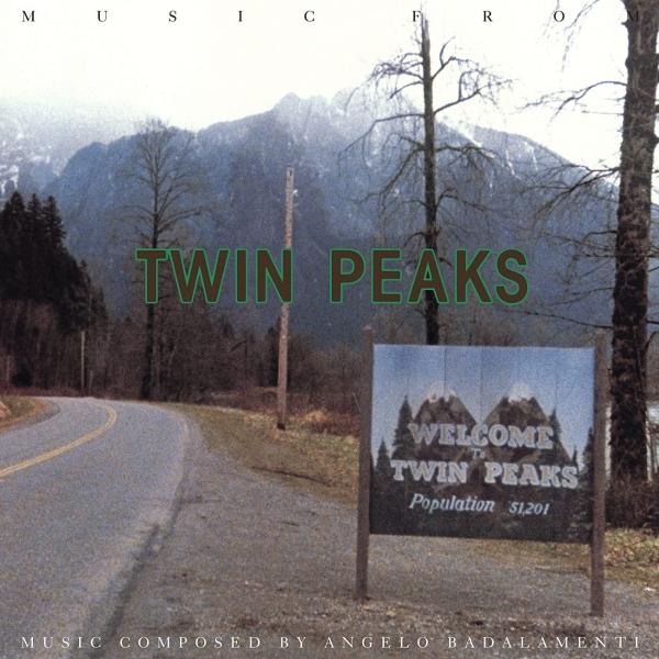 Виниловая пластинка Warner Music VariousArtists:Twin Peaks.Ltd EventSeriesST Score