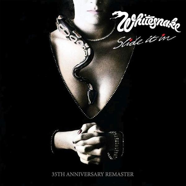 whitesnake whitesnake slide it in 35th anniversary 2 lp 180 gr Виниловая пластинка Parlophone Whitesnake:Slide It In 35thAnnRemix/Red/Gatefold