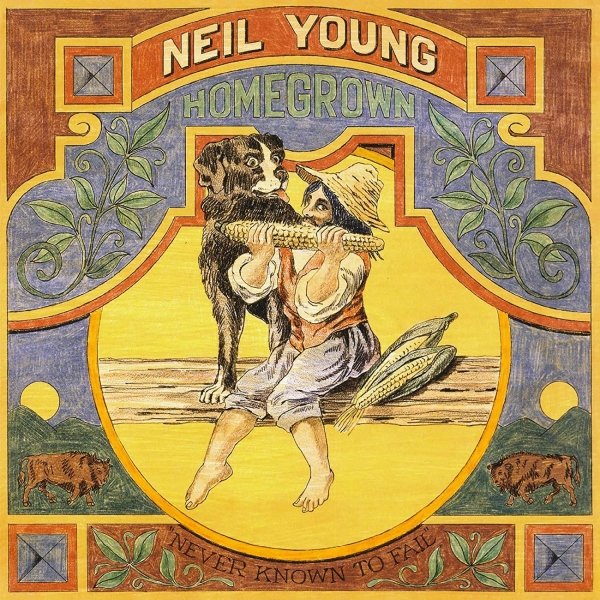 neil young neil young hawks doves Виниловая пластинка Warner Music Neil Young:Homegrown