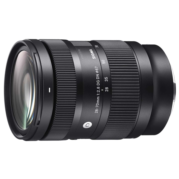 Объектив Sigma 28-70mm f2.8 DG DN C Sony E