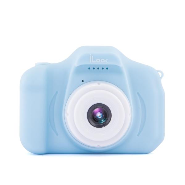 Фотоаппарат компактный Rekam iLook K330i Blue