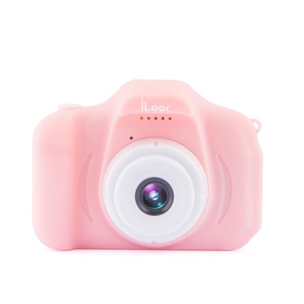 Фотоаппарат компактный Rekam iLook K330i Pink