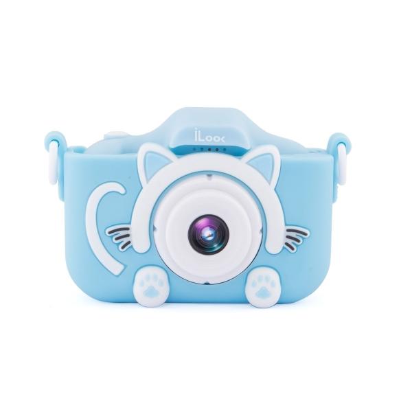 Фотоаппарат компактный Rekam iLook K390i Blue