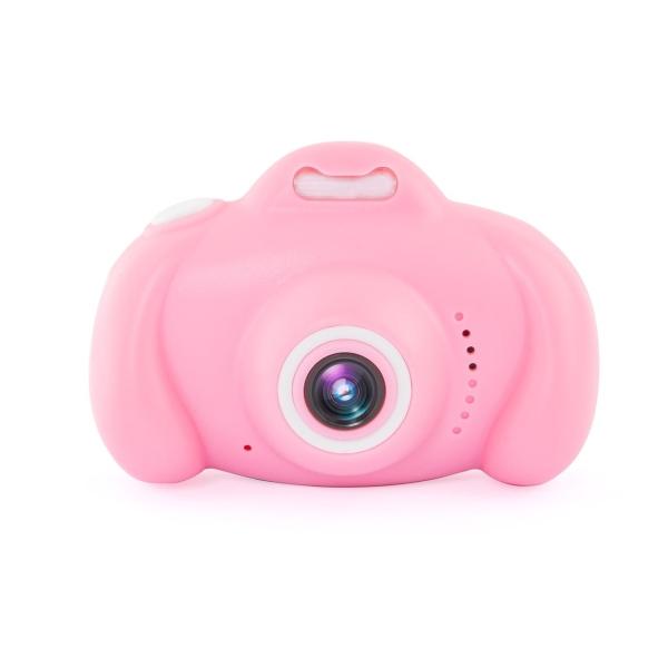 Фотоаппарат компактный Rekam iLook K410i Pink