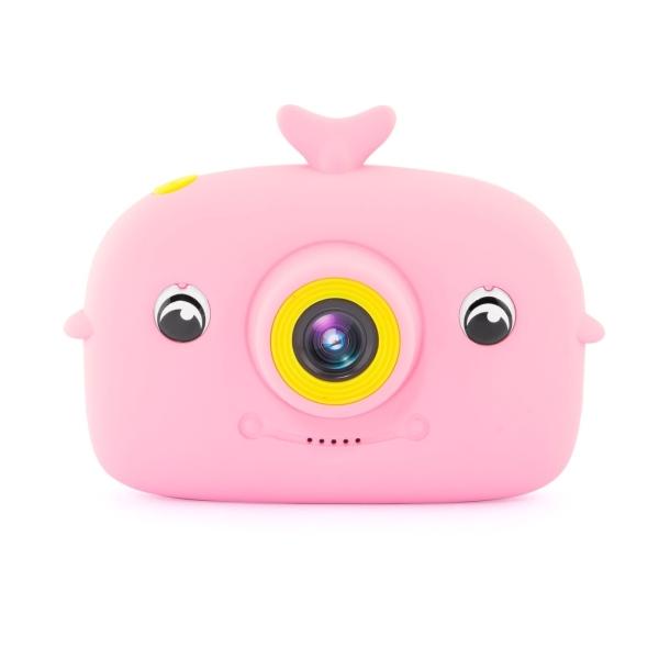 Фотоаппарат компактный Rekam iLook K430i Pink