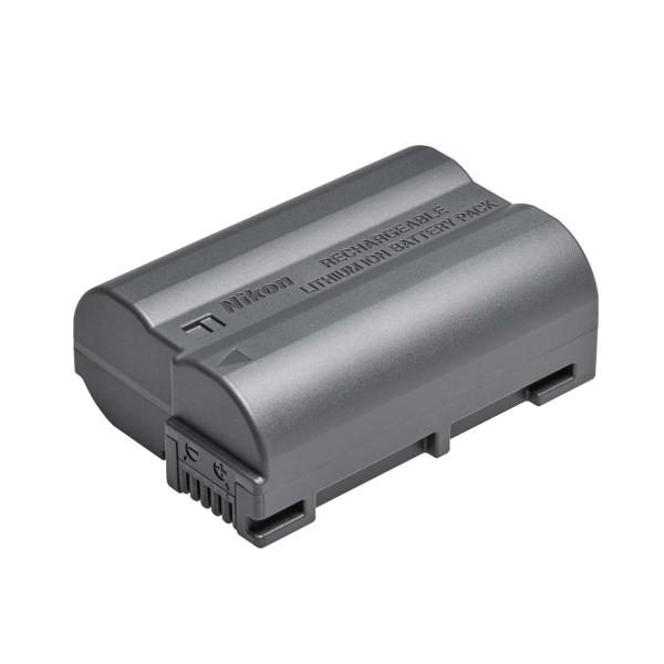 Nikon EN-EL15b серого цвета