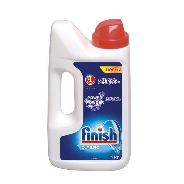 Моющее средство для посудомоечной машины Finish д/DW 1кг моющее средство для посудомоечной машины finish all in 1 max power pure 25табл