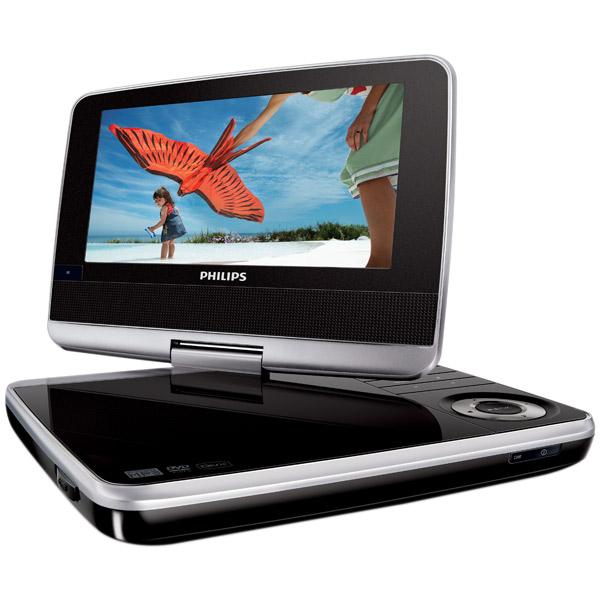 Получите больше опций с портативным автомобильным DVD плеером