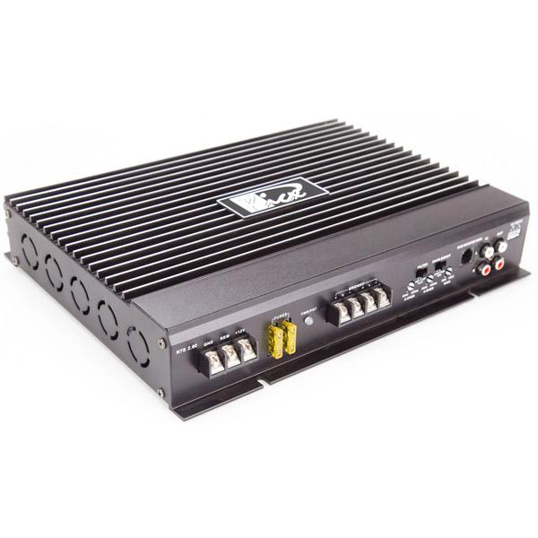 Автомобильный усилитель (2 канала) Kicx RTS 2.60 автомобильный усилитель 2 канала sony xm n502 q