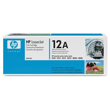 Картридж для лазерного принтера HP 12A (Q2612A) картридж для лазерного принтера hp 33a cf233a