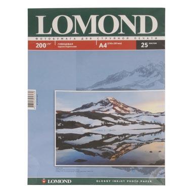 Фотобумага для принтера Lomond — 102046