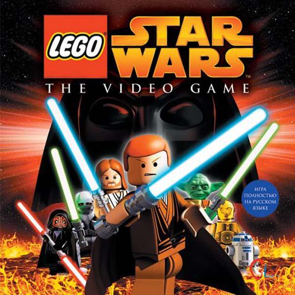 Видеоигра для PC Медиа J.LEGO Star Wars