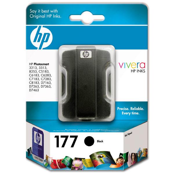 Картридж для струйного принтера HP 177 (C8721HE) thomas brown e smart but stuck emotions in teens and adults with adhd