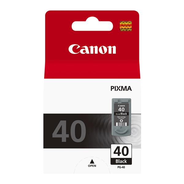 Картридж для струйного принтера Canon PG-40 bl картридж для струйного принтера canon pg 445 emb