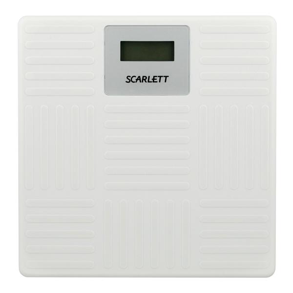 Весы электронные напольные скарлет инструкция