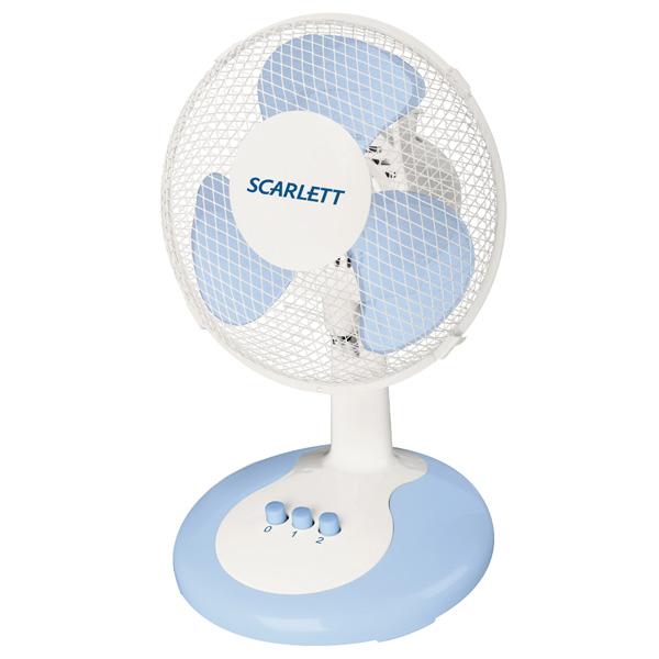 Вентилятор настольный Scarlett SC-1173 вентилятор scarlett sc sf111t01 белый