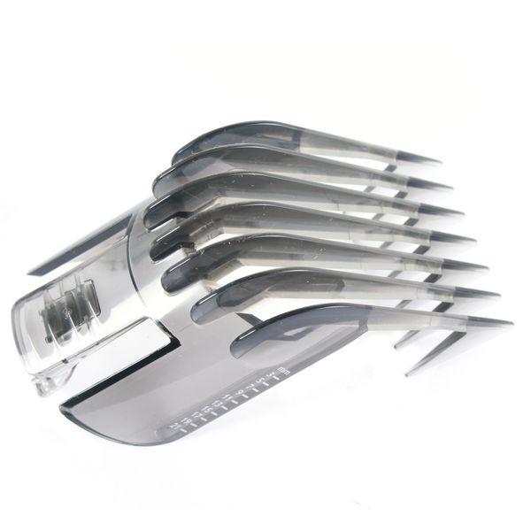 Машинка для стрижки волос polaris phc r серый, 1 насадка съемная, 4 уровня мм new.