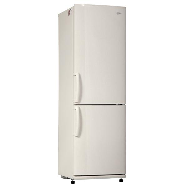 Холодильник с нижней морозильной камерой LG GA-B409UECA холодильник с морозильной камерой lg ga b409smca silver