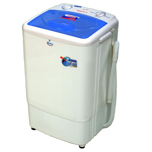 Мини-стиральная машина активатор. типа ВолТек Радуга-5 СМ-5 White