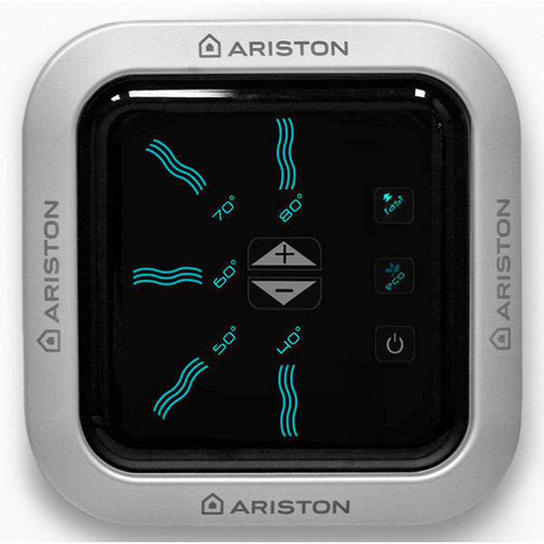 Инструкция к панеле управления водонагревателя ariston