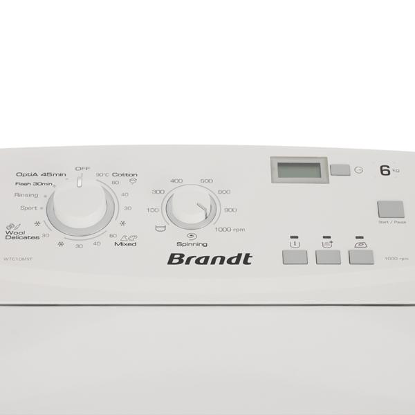 Стиральная машина brandt bwt 6008 e youtube.