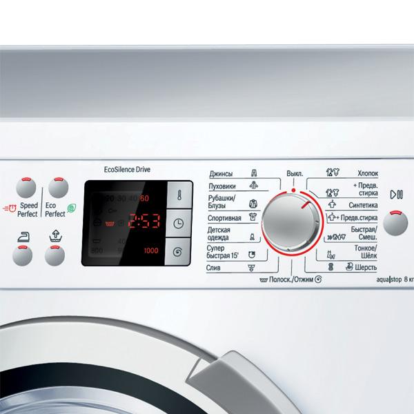 Инструкция Стиральной Машины Bosch Logixx 8 Sensitive