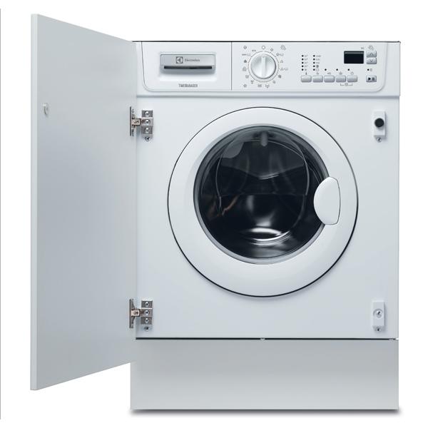 Встраиваемая стиральная машина Electrolux EWG147410W встраиваемая стиральная машина electrolux ewx 147410w white