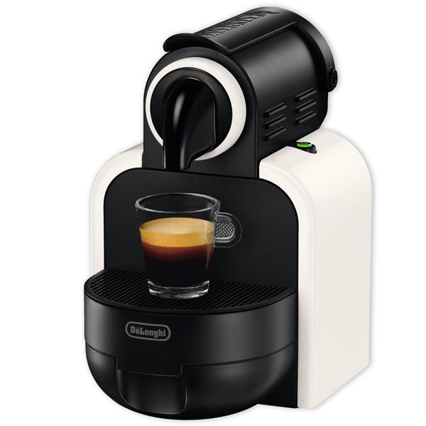 Кофемашина капсульного типа Nespresso De Longhi ESSENZA EN97.W электрочайник de longhi kbi2000 bk