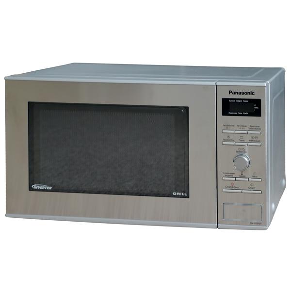 Микроволновая печь с грилем Panasonic NN-GD392SZPE свч panasonic nn st251wzte 700 вт белый