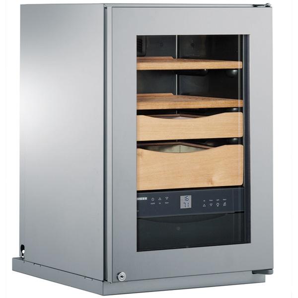 Холодильник однодверный Liebherr для хранения сигар ZKes 453-20 двухкамерный холодильник liebherr cuwb 3311