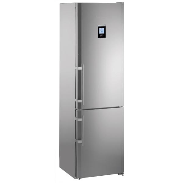 Холодильник с нижней морозильной камерой Liebherr CBNes 3957-22 liebherr sbs 66 i2 22