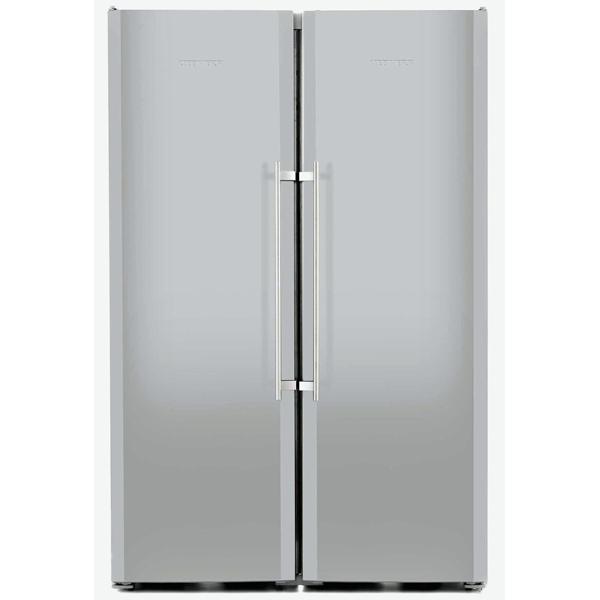 Купить Холодильник (Side-by-Side) Liebherr SBSesf 7212-24 в каталоге ... fd7286df9ba