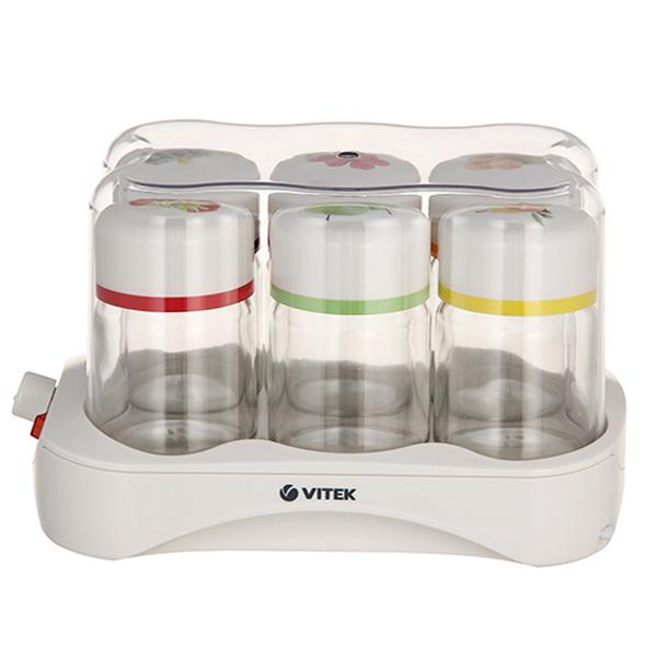 Йогуртница VITEK VT-2600 W vitek vt 1473 2014