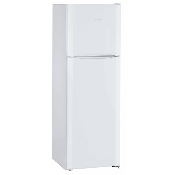 Холодильник с верхней морозильной камерой Liebherr CTP 2521-20 двухкамерный холодильник liebherr ctp 2521