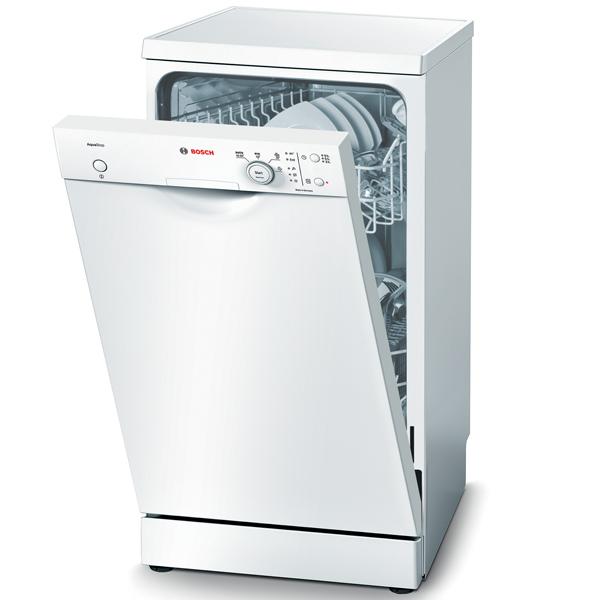 Купить Посудомоечная машина (45 см) Bosch SPS40E42RU в каталоге интернет магазина М.Видео по выгодной цене с доставкой, отзывы, фотографии - Москва